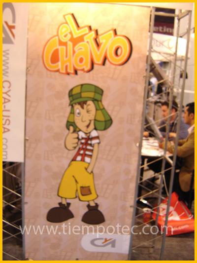 Fotos inéditas de El Chavo